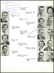 Page 13, 1959 Edition, Williamson High School - Keystone Yearbook (Tioga, PA) online yearbook collection