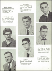 Page 17, 1959 Edition, Williamson High School - Keystone Yearbook (Tioga, PA) online yearbook collection