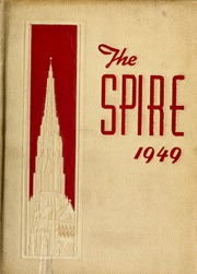 Page 1, 1949 Edition, Belmont Abbey College - Spire Yearbook (Belmont, NC) online yearbook collection