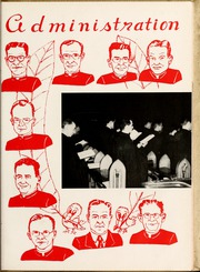 Page 13, 1949 Edition, Belmont Abbey College - Spire Yearbook (Belmont, NC) online yearbook collection