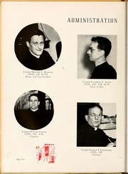 Page 14, 1949 Edition, Belmont Abbey College - Spire Yearbook (Belmont, NC) online yearbook collection