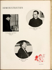 Page 15, 1949 Edition, Belmont Abbey College - Spire Yearbook (Belmont, NC) online yearbook collection