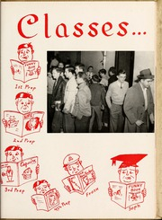 Page 17, 1949 Edition, Belmont Abbey College - Spire Yearbook (Belmont, NC) online yearbook collection