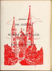 Page 7, 1949 Edition, Belmont Abbey College - Spire Yearbook (Belmont, NC) online yearbook collection