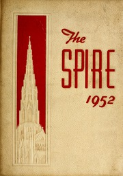 Page 1, 1952 Edition, Belmont Abbey College - Spire Yearbook (Belmont, NC) online yearbook collection