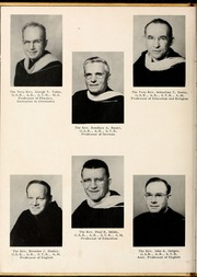 Page 14, 1952 Edition, Belmont Abbey College - Spire Yearbook (Belmont, NC) online yearbook collection