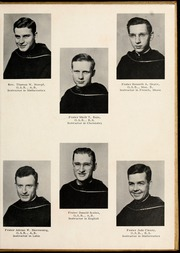 Page 15, 1952 Edition, Belmont Abbey College - Spire Yearbook (Belmont, NC) online yearbook collection