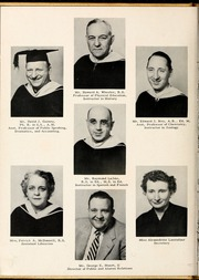 Page 16, 1952 Edition, Belmont Abbey College - Spire Yearbook (Belmont, NC) online yearbook collection