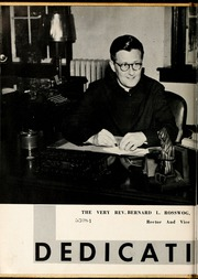 Page 8, 1952 Edition, Belmont Abbey College - Spire Yearbook (Belmont, NC) online yearbook collection