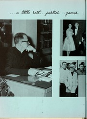 Page 12, 1960 Edition, Belmont Abbey College - Spire Yearbook (Belmont, NC) online yearbook collection