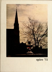 1972 Edition, Belmont Abbey College - Spire Yearbook (Belmont, NC)