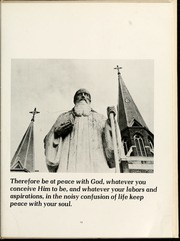 Page 17, 1972 Edition, Belmont Abbey College - Spire Yearbook (Belmont, NC) online yearbook collection