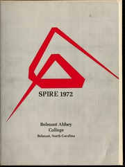 Page 5, 1972 Edition, Belmont Abbey College - Spire Yearbook (Belmont, NC) online yearbook collection