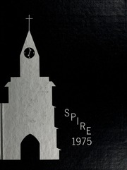1975 Edition, Belmont Abbey College - Spire Yearbook (Belmont, NC)
