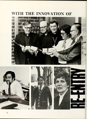 Page 12, 1975 Edition, Belmont Abbey College - Spire Yearbook (Belmont, NC) online yearbook collection