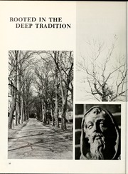 Page 14, 1975 Edition, Belmont Abbey College - Spire Yearbook (Belmont, NC) online yearbook collection