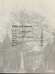 Page 7, 1975 Edition, Belmont Abbey College - Spire Yearbook (Belmont, NC) online yearbook collection
