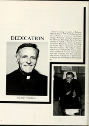Page 10, 1978 Edition, Belmont Abbey College - Spire Yearbook (Belmont, NC) online yearbook collection
