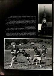 Page 6, 1978 Edition, Belmont Abbey College - Spire Yearbook (Belmont, NC) online yearbook collection