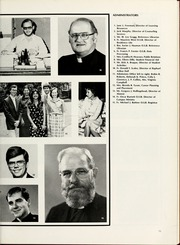 Page 17, 1980 Edition, Belmont Abbey College - Spire Yearbook (Belmont, NC) online yearbook collection
