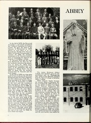 Page 8, 1980 Edition, Belmont Abbey College - Spire Yearbook (Belmont, NC) online yearbook collection