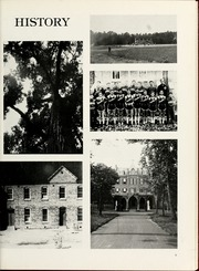Page 9, 1980 Edition, Belmont Abbey College - Spire Yearbook (Belmont, NC) online yearbook collection