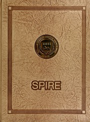 1981 Edition, Belmont Abbey College - Spire Yearbook (Belmont, NC)