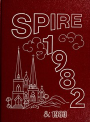 1982 Edition, Belmont Abbey College - Spire Yearbook (Belmont, NC)