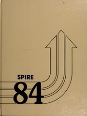 1984 Edition, Belmont Abbey College - Spire Yearbook (Belmont, NC)