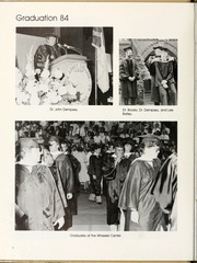 Page 10, 1984 Edition, Belmont Abbey College - Spire Yearbook (Belmont, NC) online yearbook collection