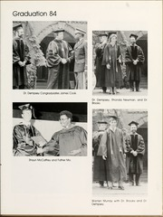 Page 11, 1984 Edition, Belmont Abbey College - Spire Yearbook (Belmont, NC) online yearbook collection