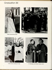 Page 12, 1984 Edition, Belmont Abbey College - Spire Yearbook (Belmont, NC) online yearbook collection