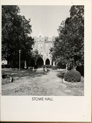 Page 7, 1984 Edition, Belmont Abbey College - Spire Yearbook (Belmont, NC) online yearbook collection