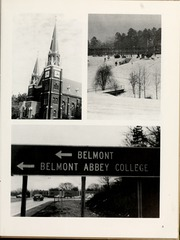 Page 9, 1984 Edition, Belmont Abbey College - Spire Yearbook (Belmont, NC) online yearbook collection