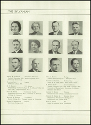 Page 16, 1945 Edition, William Penn High School - Sylvanian Yearbook (Harrisburg, PA) online yearbook collection