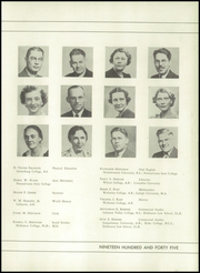 Page 17, 1945 Edition, William Penn High School - Sylvanian Yearbook (Harrisburg, PA) online yearbook collection
