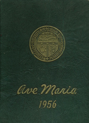 Page 1, 1956 Edition, Nativity BVM High School - Ave Maria Yearbook (Pottsville, PA) online yearbook collection