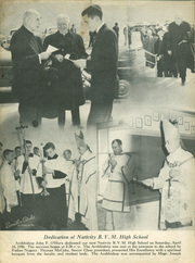 Page 2, 1956 Edition, Nativity BVM High School - Ave Maria Yearbook (Pottsville, PA) online yearbook collection