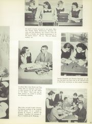 Nativity BVM High School - Ave Maria Yearbook (Pottsville, PA) online yearbook collection, 1957 Edition, Page 37
