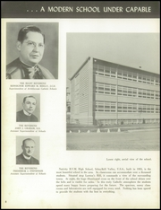 Page 12, 1958 Edition, Nativity BVM High School - Ave Maria Yearbook (Pottsville, PA) online yearbook collection