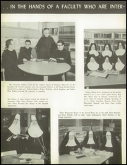 Page 14, 1958 Edition, Nativity BVM High School - Ave Maria Yearbook (Pottsville, PA) online yearbook collection