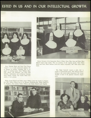 Page 15, 1958 Edition, Nativity BVM High School - Ave Maria Yearbook (Pottsville, PA) online yearbook collection