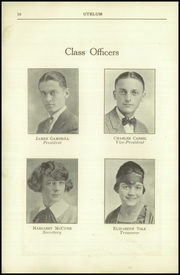 Page 10, 1924 Edition, Darby High School - Yearbook (Darby, PA) online yearbook collection