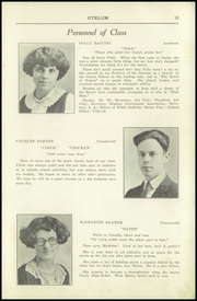 Page 13, 1924 Edition, Darby High School - Yearbook (Darby, PA) online yearbook collection