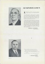 Page 10, 1936 Edition, Darby High School - Yearbook (Darby, PA) online yearbook collection
