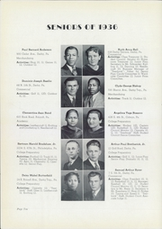 Page 14, 1936 Edition, Darby High School - Yearbook (Darby, PA) online yearbook collection