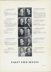 Page 15, 1936 Edition, Darby High School - Yearbook (Darby, PA) online yearbook collection