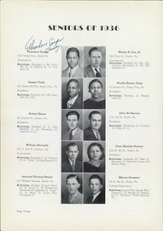 Page 16, 1936 Edition, Darby High School - Yearbook (Darby, PA) online yearbook collection