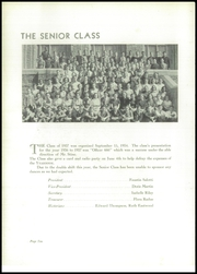Page 14, 1937 Edition, Darby High School - Yearbook (Darby, PA) online yearbook collection
