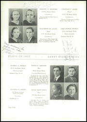 Page 16, 1937 Edition, Darby High School - Yearbook (Darby, PA) online yearbook collection